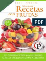 84 Recetas Con Frutas