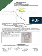 4 Teorema de Pitagoras