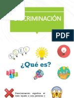 PPT DISCRIMINACIÓN- STEPHANY PEÑALOZA PORTOCARRERO
