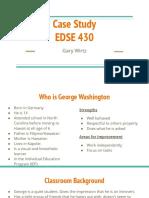 case study edse 430