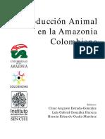 Produccion Animal en La Amazonia Colombiana
