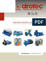FOLLETO BOMBA DROTEC II