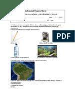 AVALIAÇÃO DIAGNÓSTICA DE CIÊNCIAS NATURAIS (Salvo Automaticamente).docx