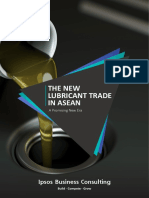 The New Lubricant Trade in Asean a Promising New Era
