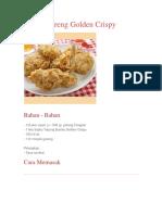 Ayam Goreng Golden Crispy.docx