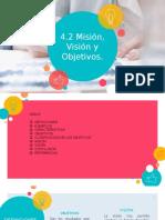 Mision Vision y Objetivos C