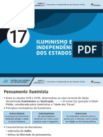 29016113317 - Iluminismo e Independencia Dos Eua