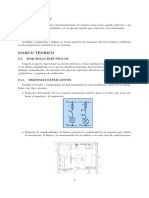 PRIMER INFORME PREVIO DE DISEÑO ELECTRICO