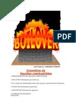 Boilover Slopover y Frothover