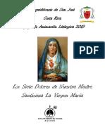 7 Dolores y via Matris