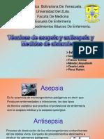 196252626 Procedimientos Basicos Asepsia y Antisepsia