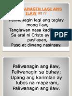 _Paliwanaging Lagi Ang Ilaw