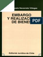 Embargo y Realizacion de Bienes - Luis Navarrete Villegas (1)