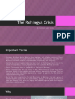 the rohingya power point
