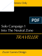 Into the Neutral Zone