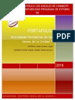 Word El Portafolio 2