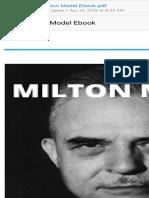 Milton Model eBook