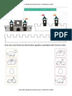 Guía de Trabajo Lenguaje y Comunicación