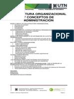 Unidad 2 - Estructura Organizacional 2014 (1)