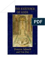 Vox Day; Saltarelli, Dominic - On.the.Existence.of.Gods