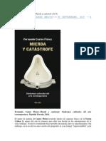 Fernando Castro Flórez - Mierda y Catastofe (Reflexiones)