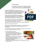 Higiene y manipulación de los alimentos.docx