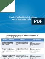 PPT1 Planificación para el aprendizaje