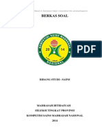 Ksm Mi Ipa 2014 Provinsi