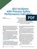 Predicción de Incidentes Con Indicadores de PSPIs