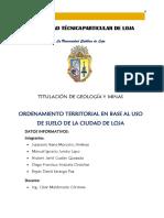 ORDENAMIENTO TERRITORIAL EN BASE AL USO DEL SUELO DE LA CIUDAD DE LOJA.docx