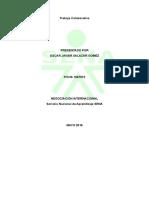 Ruta de Aprendizaje 51602-Negociacion Internacional