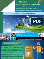 Act2. Generación de Electricidad. Eficiencia, Riesgos y Efectos Al Ambiente/Módulo21