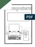 caratula computación