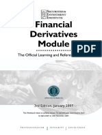 Financial Derivatives Module
