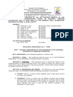 APPROVED ORDI NO. 4-2018 ANTI-TRUANCY ORDINANCE.docx