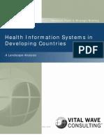 VWC HIS Analysis 27-5-2009