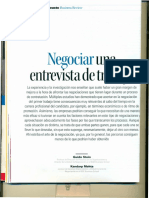 Negociar una entrevista de trabajo HBR268 junio 2017.pdf