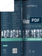 Os Historiadores Classicos Da História - Ranke