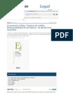 Clausulas Limitativas de Respnsabilidad Contractual