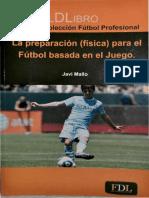 La preparación (física)para el futbol basada en el juego.pdf