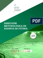 Entrenamiento de Las Capacidades Coordinativas en Fútbol