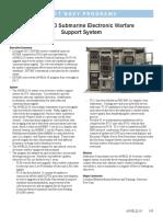 AN/BLQ-10 submarine electronic warfare system