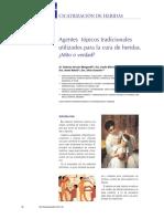 Agentes Topicos en Heridas ATD 2013