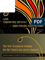 Gods Empowering Presence Tract Final