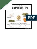 Hex Breaker Fire