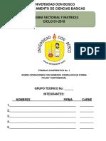 Trabajo Cooperativo 1 Numeros Complejos Ciclo 01 2019