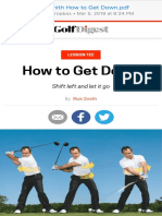 Rick Smith How to Get Down