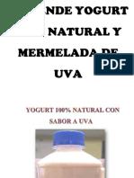 Productos de Uva