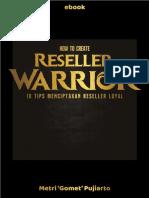 Reseller warrior ebook