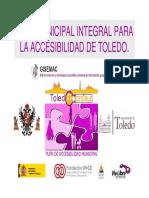 Plan Integral de Accesibilidad- ToLEDO
